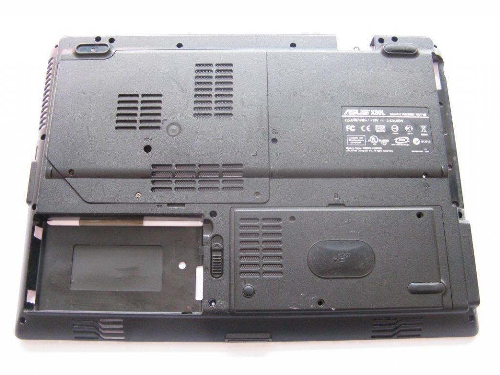 Spodní kryt pro Asus X80L