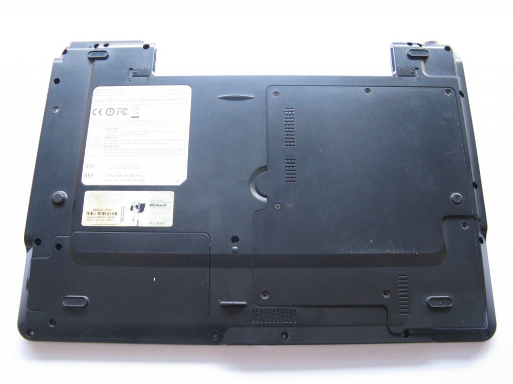 Spodní kryt pro Packard Bell Easy Note MV35