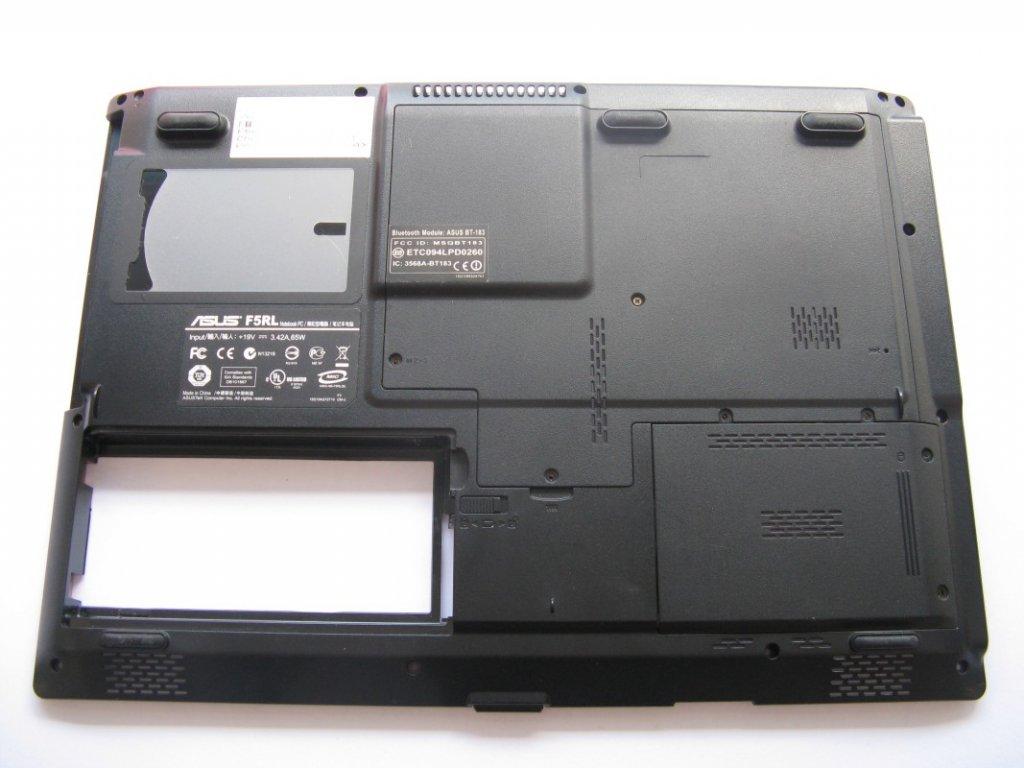 Spodní kryt pro Asus F5RL