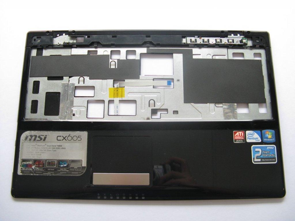Vrchní kryt pro MSI CX605