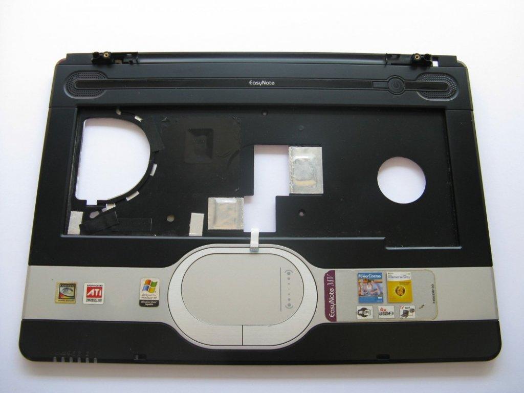Vrchní kryt pro Packard Bell Easy Note MV35