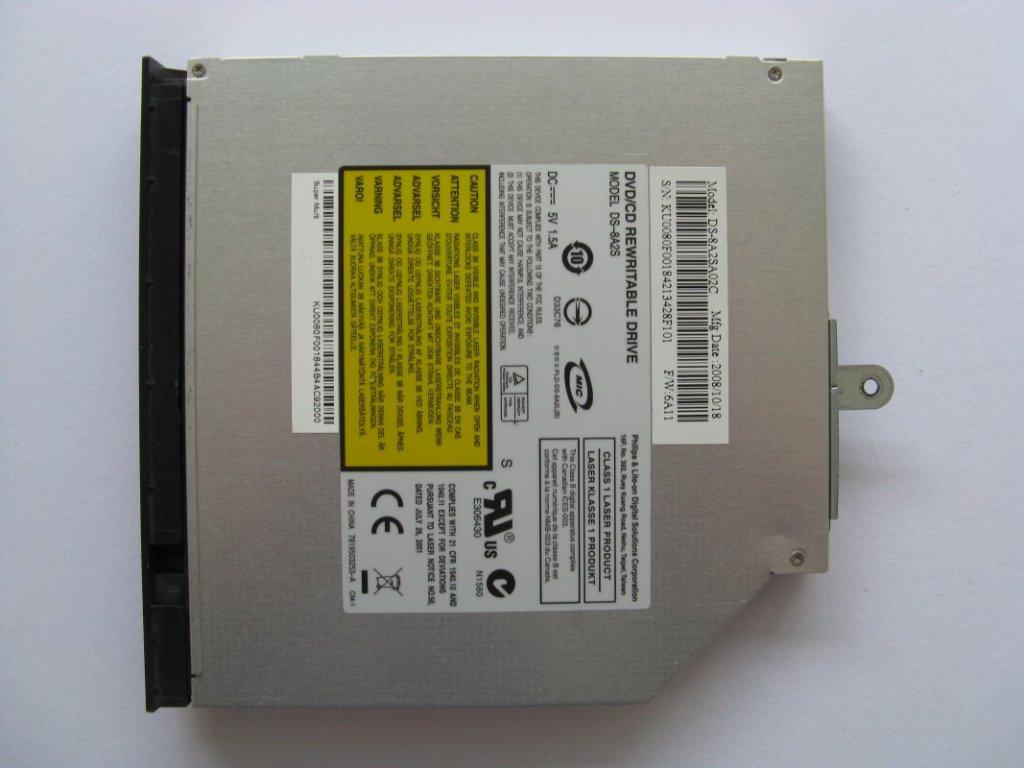DVD vypalovačka pro Acer Aspire 5535