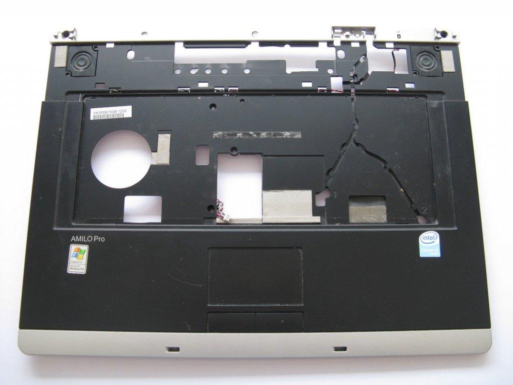Vrchní kryt pro Fujitsu Siemens Amilo Pro V2055