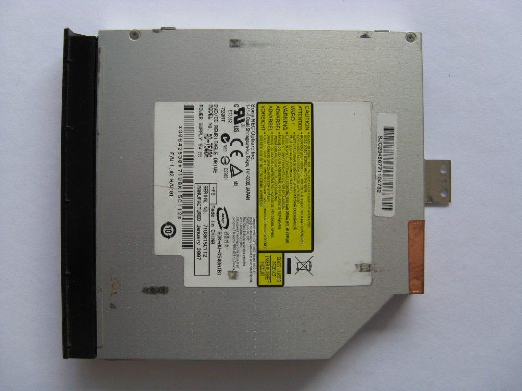 DVD vypalovačka pro Fujitsu Siemens Amilo Pi2515