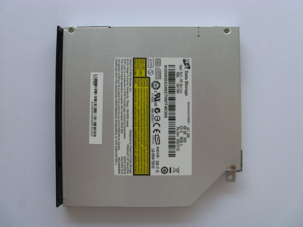 DVD vypalovačka pro Acer Extensa 5630G