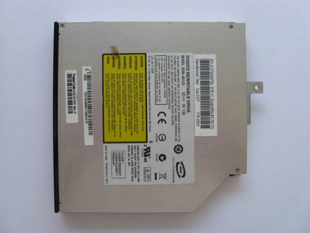 DVD vypalovačka pro Asus S96Jm
