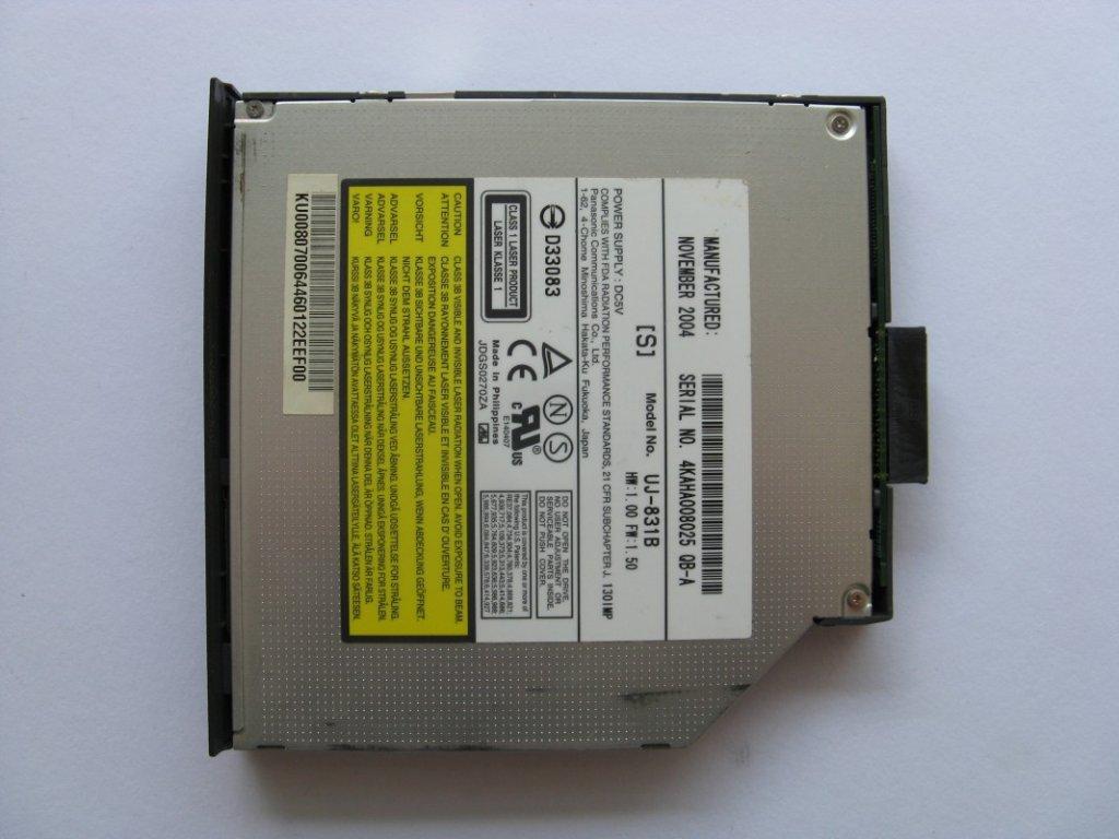 DVD vypalovačka pro Acer TravelMate 8003LMi