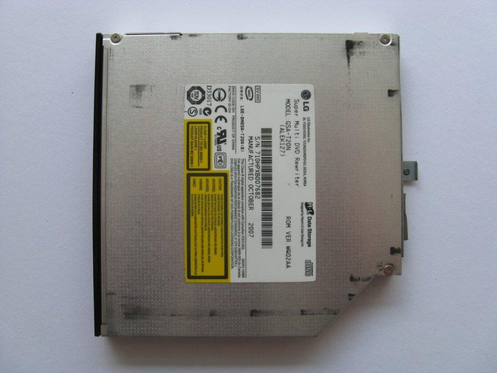 DVD vypalovačka pro Acer Aspire 5610Z