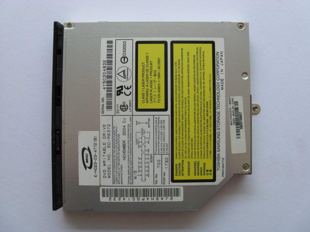 DVD vypalovačka pro Asus A2500D