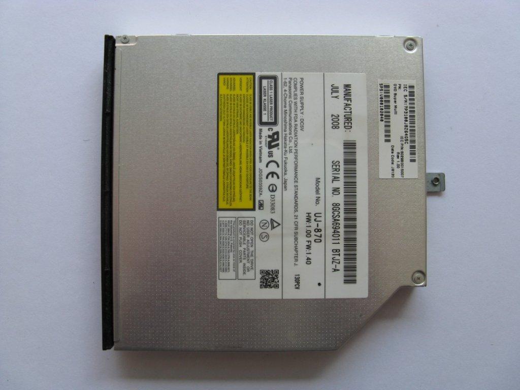 DVD vypalovačka pro Toshiba Satellite L300D