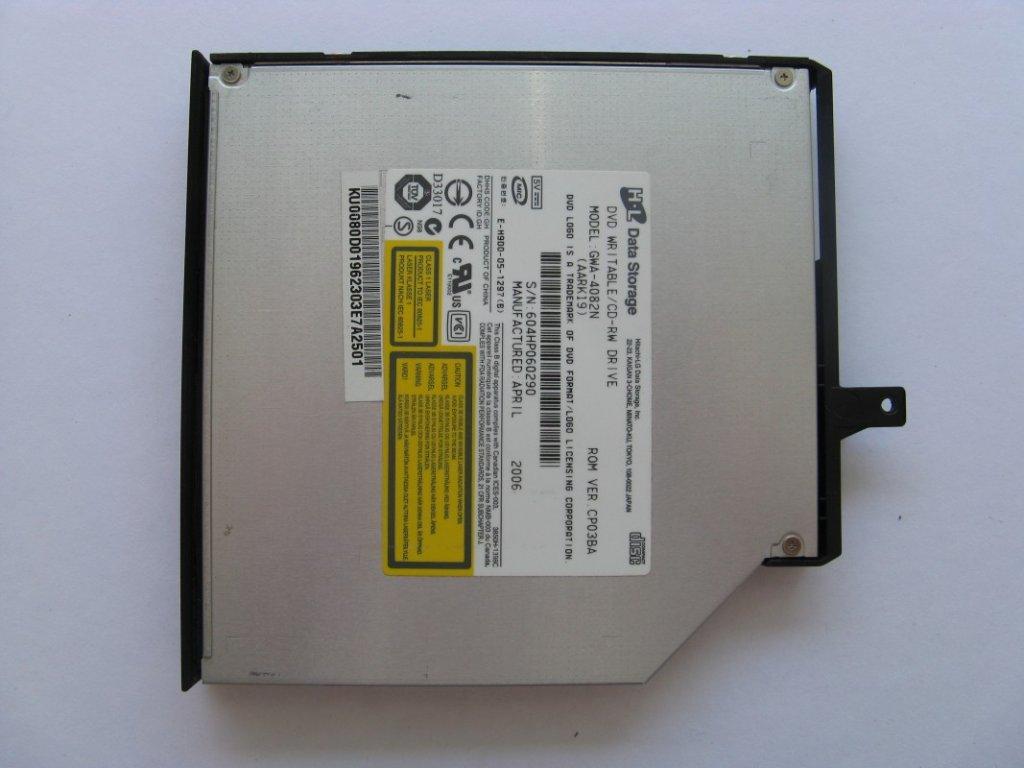 DVD vypalovačka pro Acer Aspire 3634WLMi