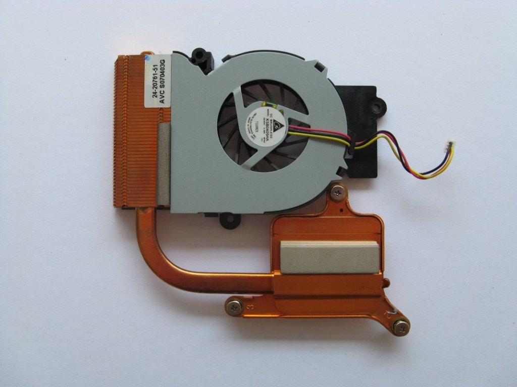 Ventilátor pro Fujitsu Siemens Amilo Pro V3515