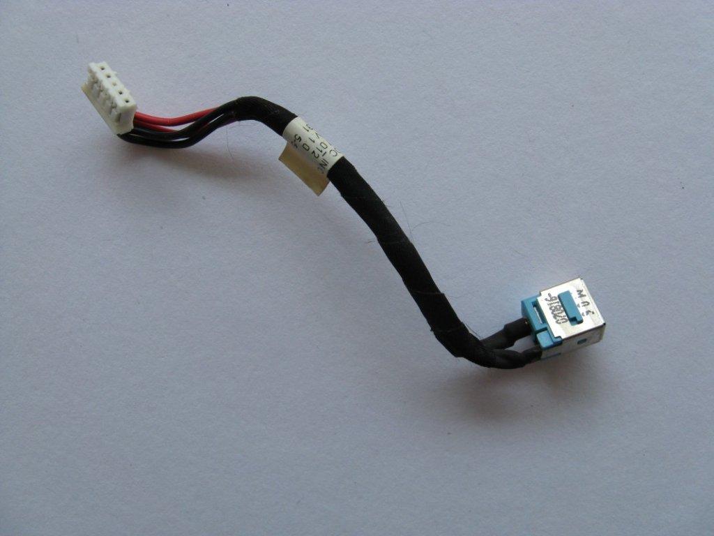 Napájecí konektor pro Acer TravelMate 7720G