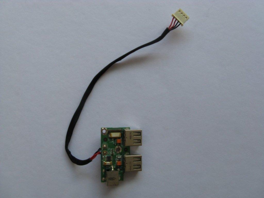 USB konektory pro Fujitsu Siemens Amilo Pi1556
