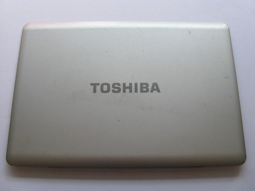 Zadní kryt LCD pro Toshiba Satellite L500-1QE