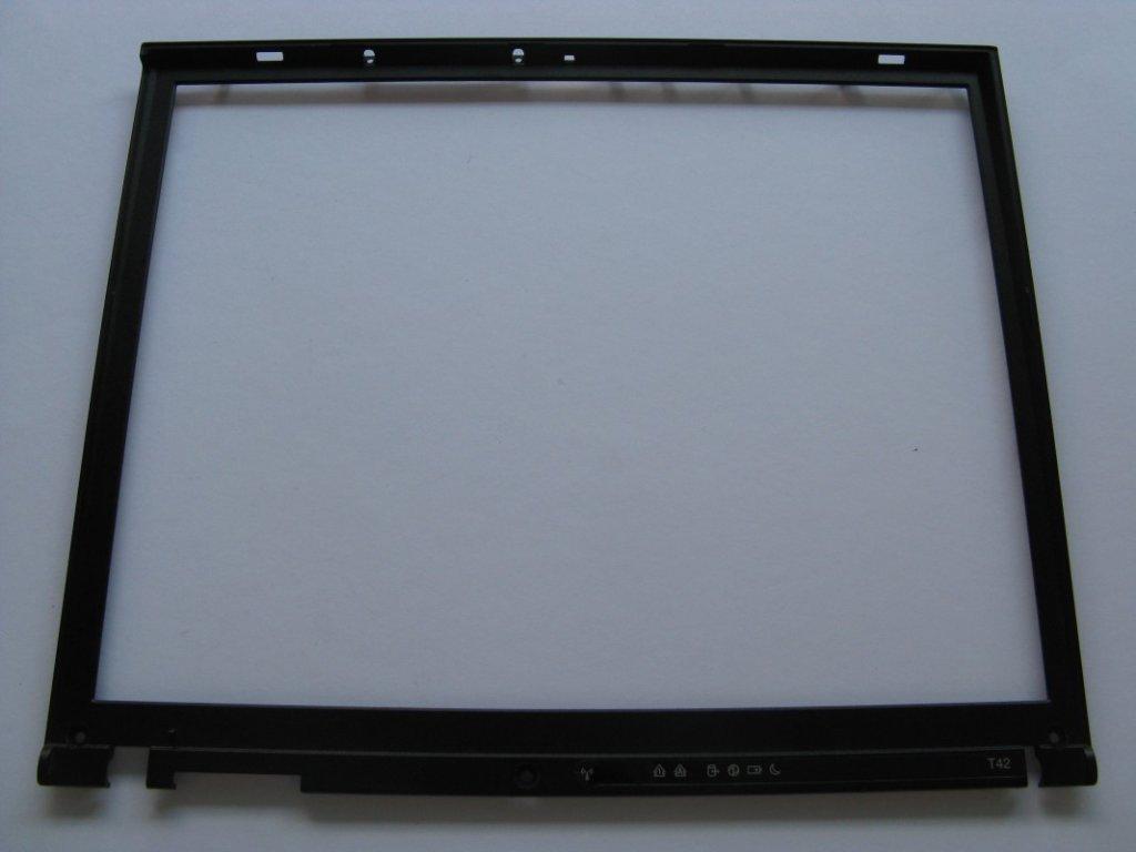 Přední rámeček LCD pro IBM ThinkPad T42