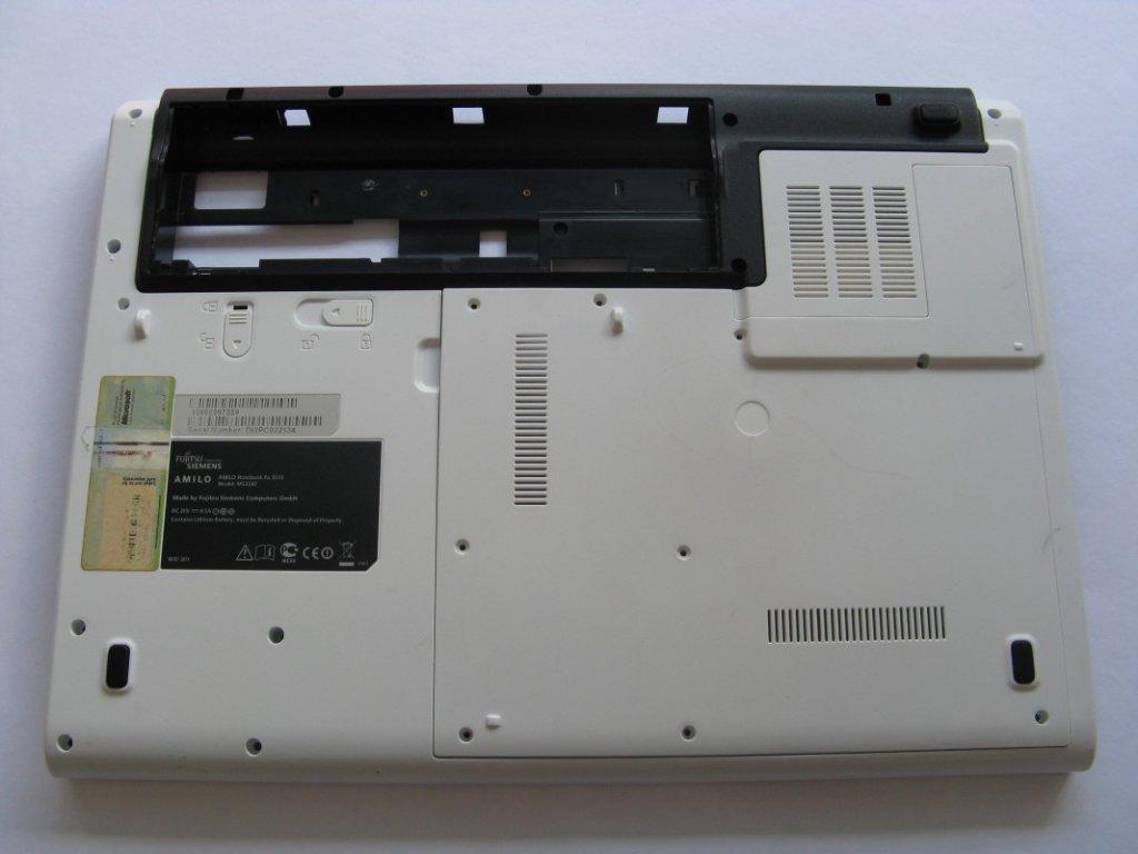 Spodní kryt pro Fujitsu Siemens Amilo Pa3515