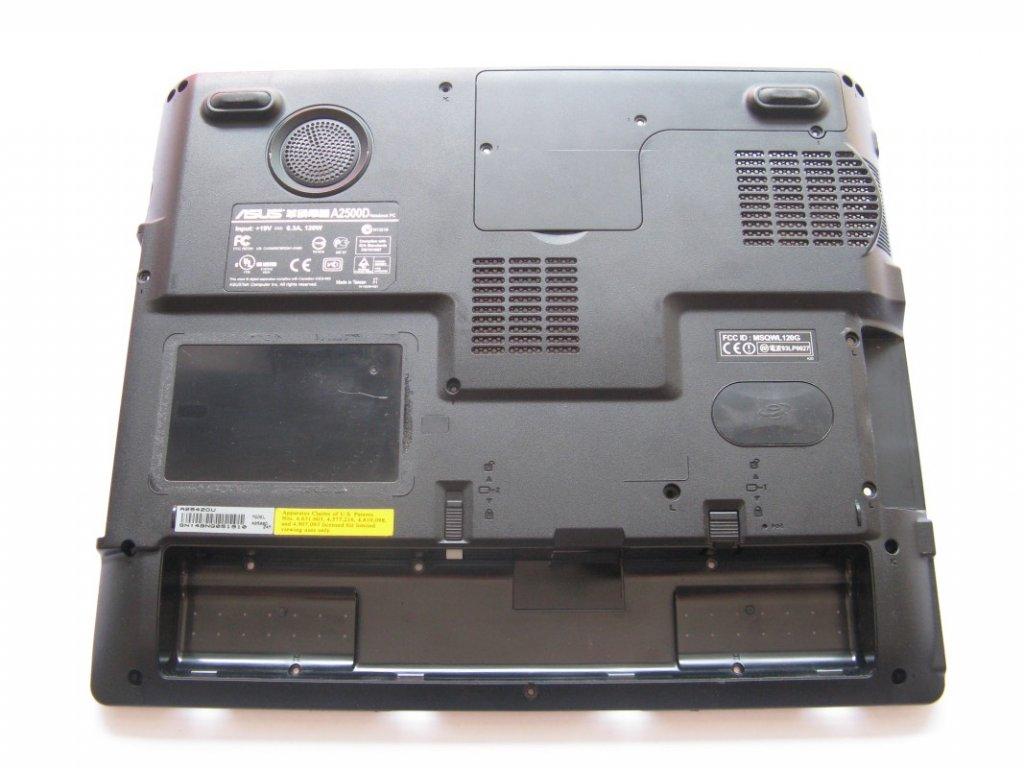 Spodní kryt pro Asus A2500D