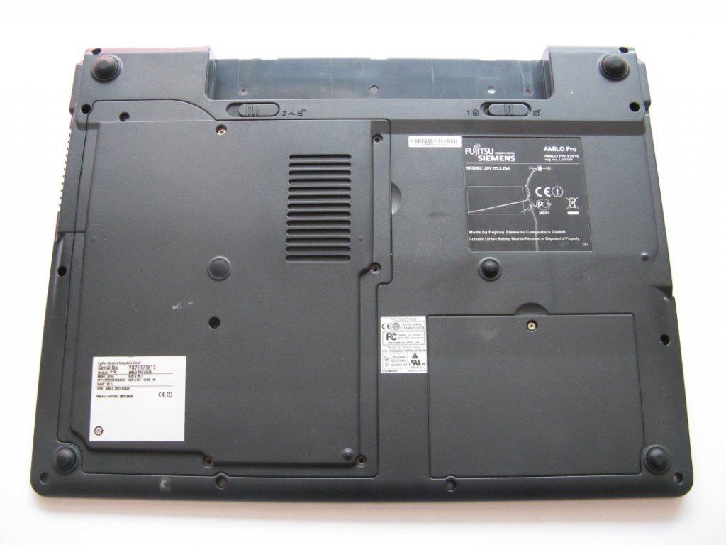 Spodní kryt pro Fujistu Siemens Amilo Pro V3515
