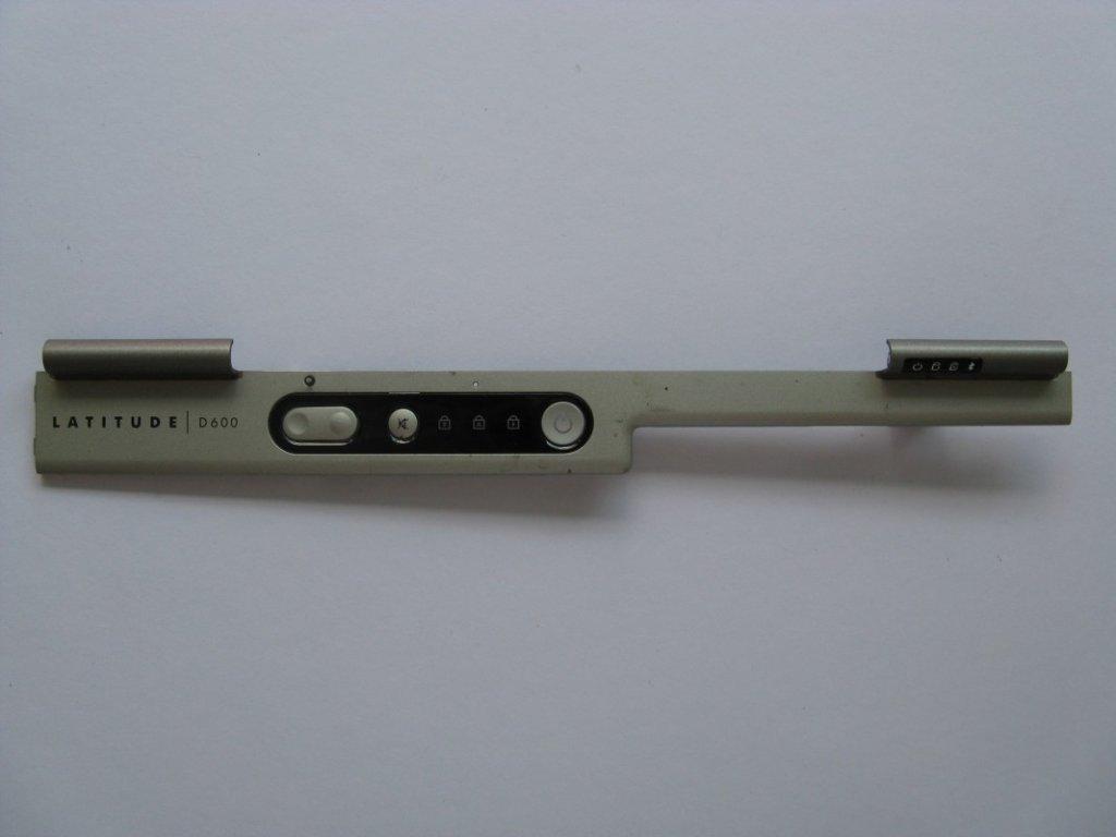 Tlačítková lišta pro DELL D600
