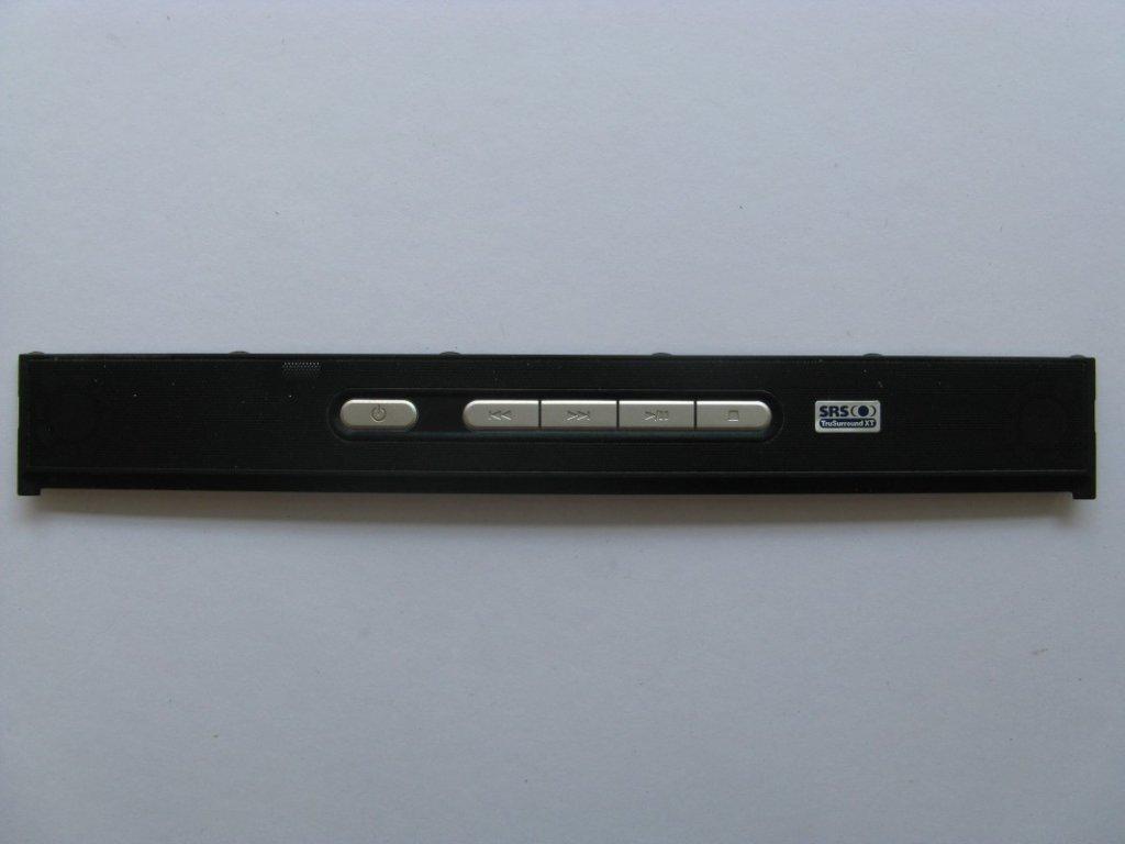 Tlačítková lišta pro Toshiba Satellite A50-542