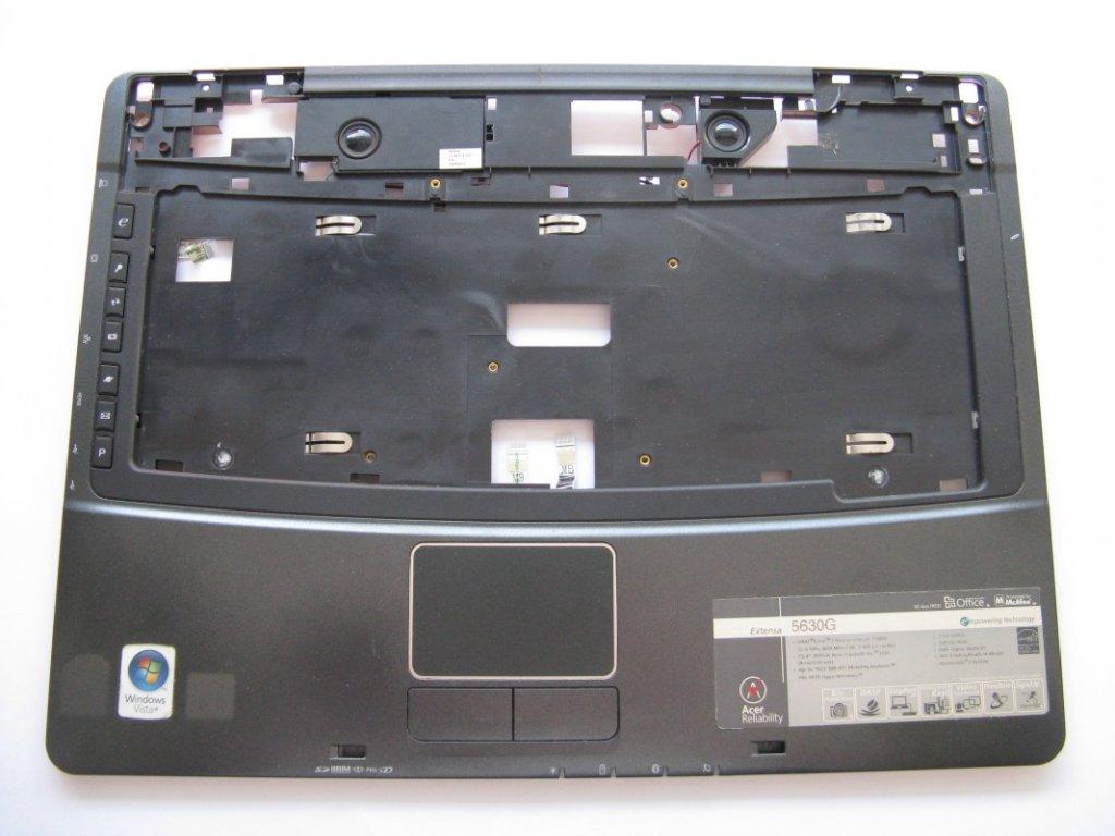 Vrchní kryt pro Acer Extensa 5630G