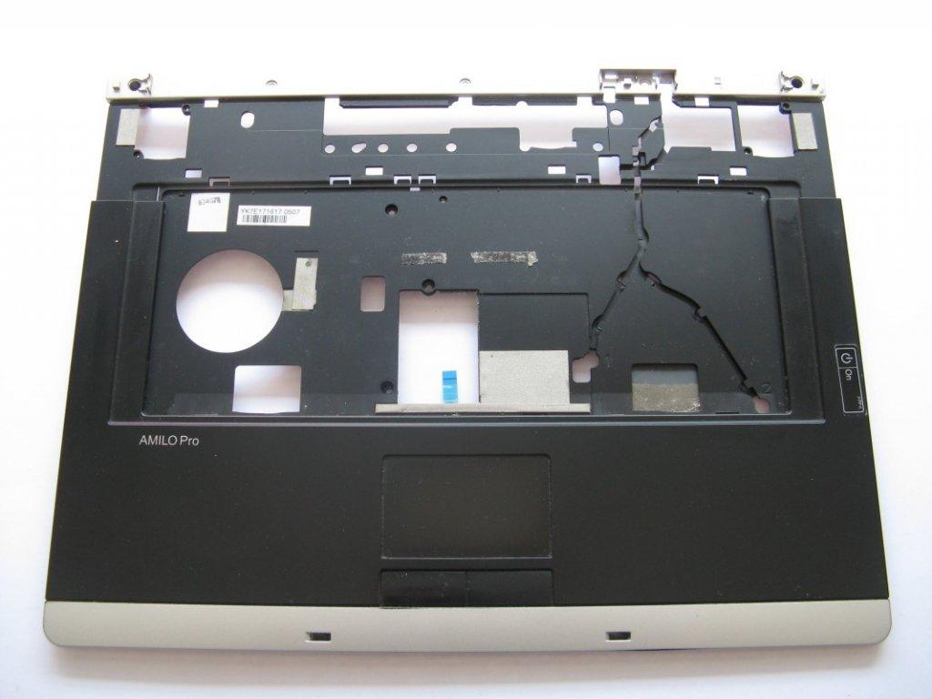 Vrchní kryt pro Fujitsu Siemens Amilo Pro V3515
