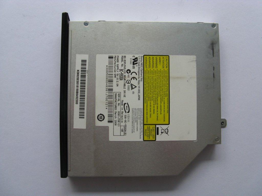 DVD vypalovačka pro Acer Aspire 8920G