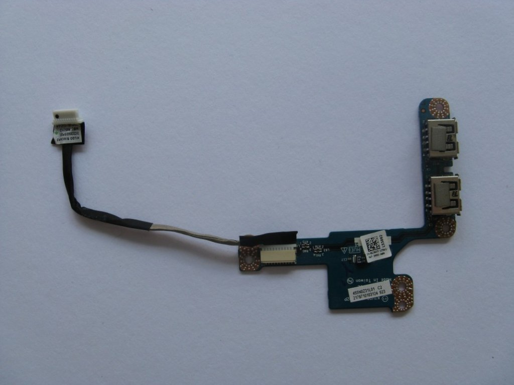 USB konektory pro DELL Inspiron mini 1011-8363