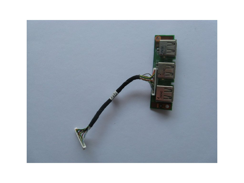 USB konektory pro Acer Extensa 5620