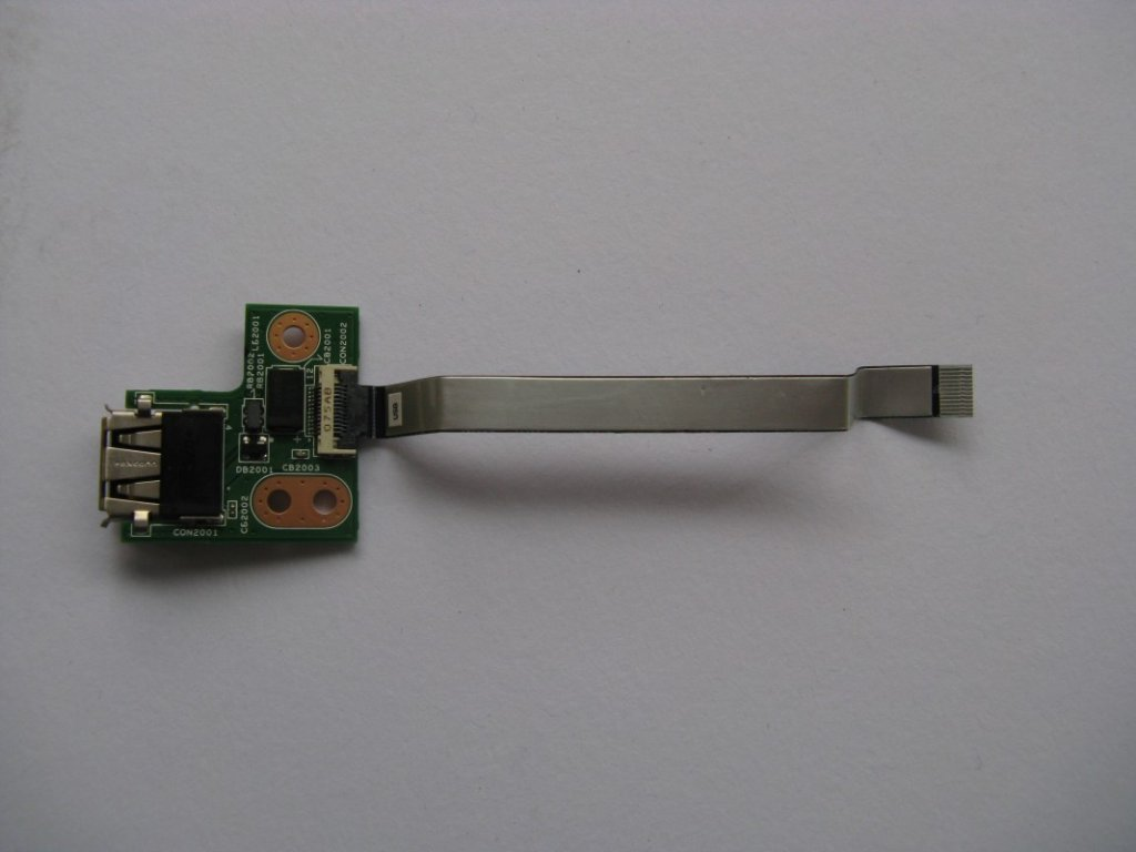 USB konektory pro HP CompaQ G62-b30SC