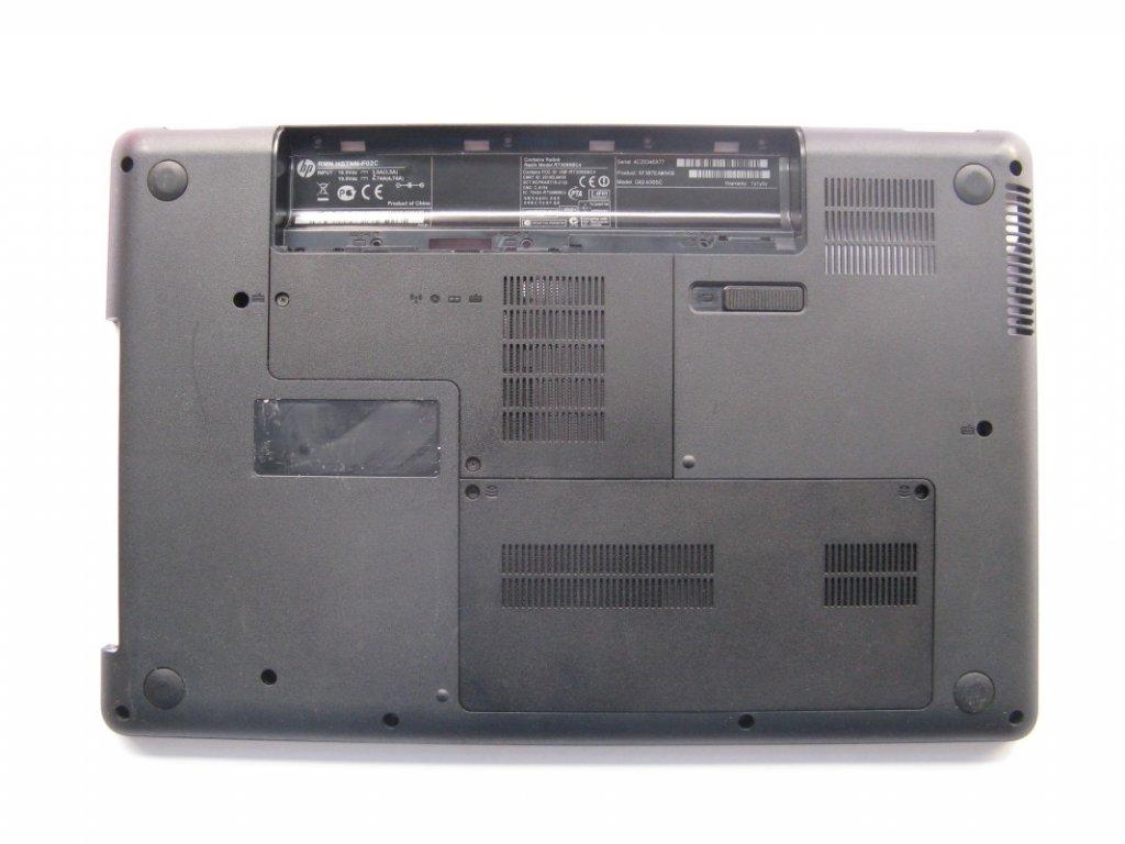 Spodní kryt pro HP CompaQ G62-b30SC
