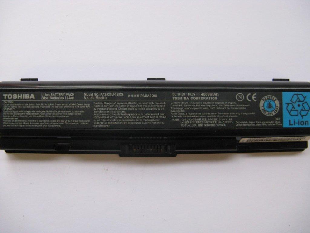 Baterie pro Toshiba Satellite A300D-126
