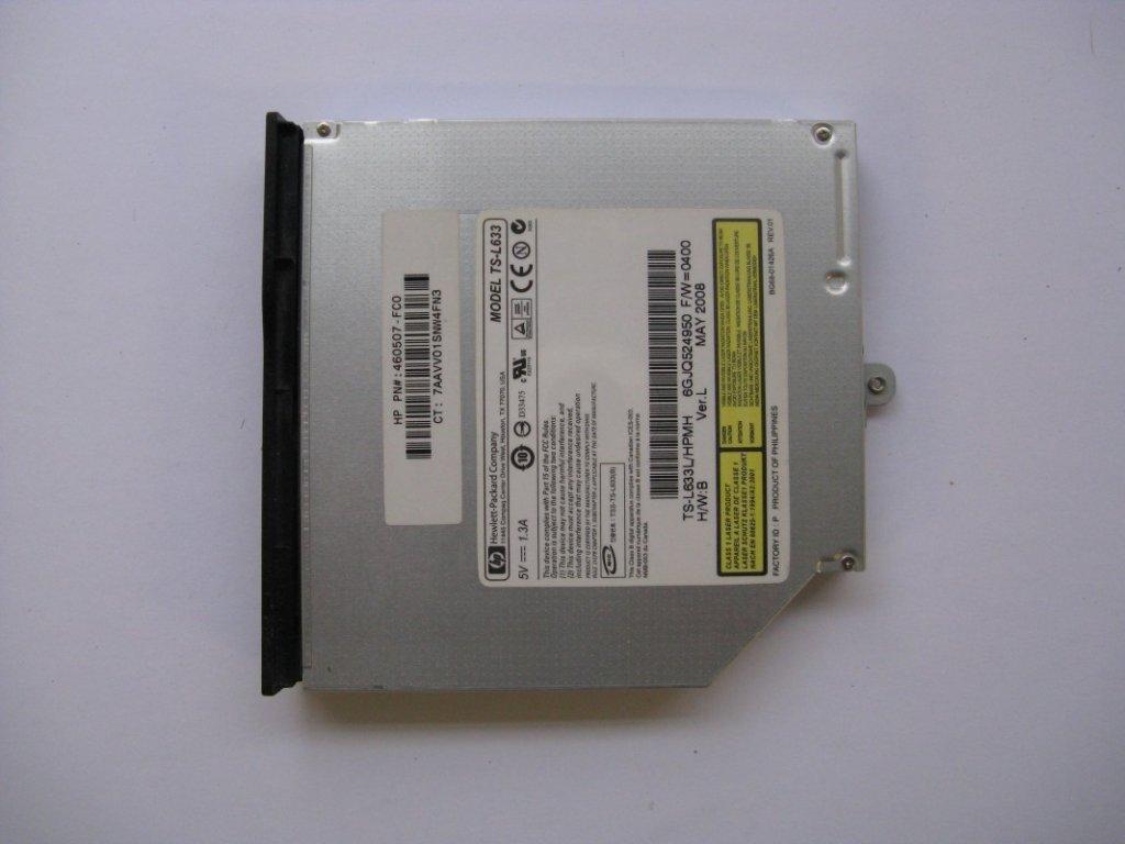 DVD vypalovačka pro HP CompaQ Presario CQ50