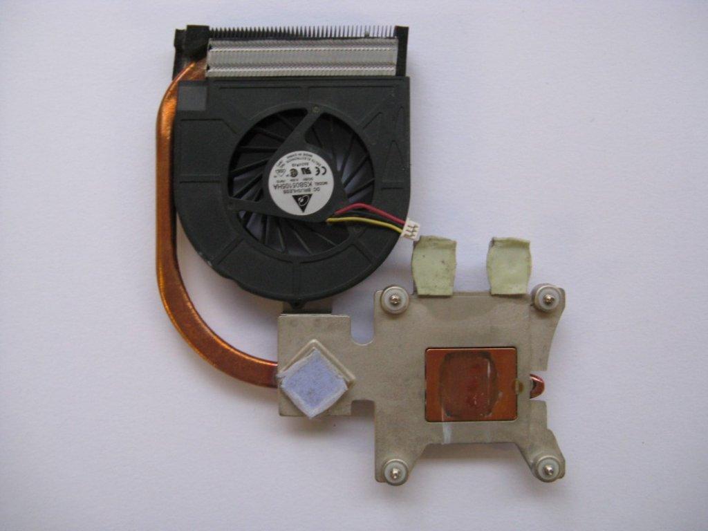 Ventilátor pro HP CompaQ Presario CQ50
