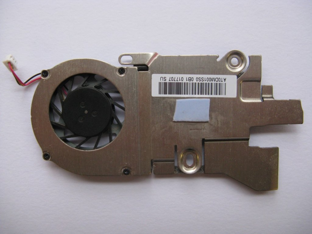 Ventilátor pro Acer Aspire One HAPPY