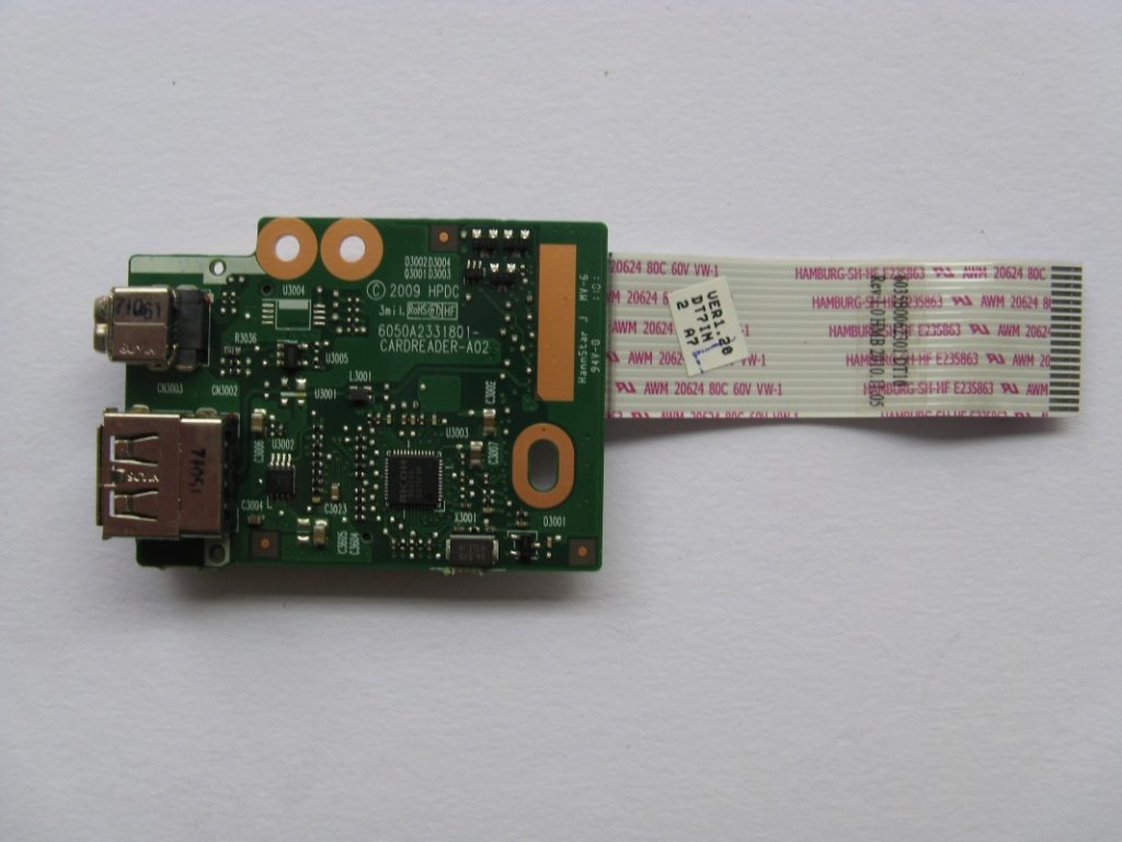 USB konektory pro HP ProBook 6555b