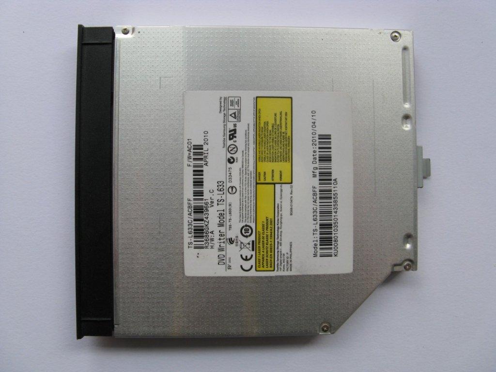 DVD vypalovačka pro Acer Aspire 5552G