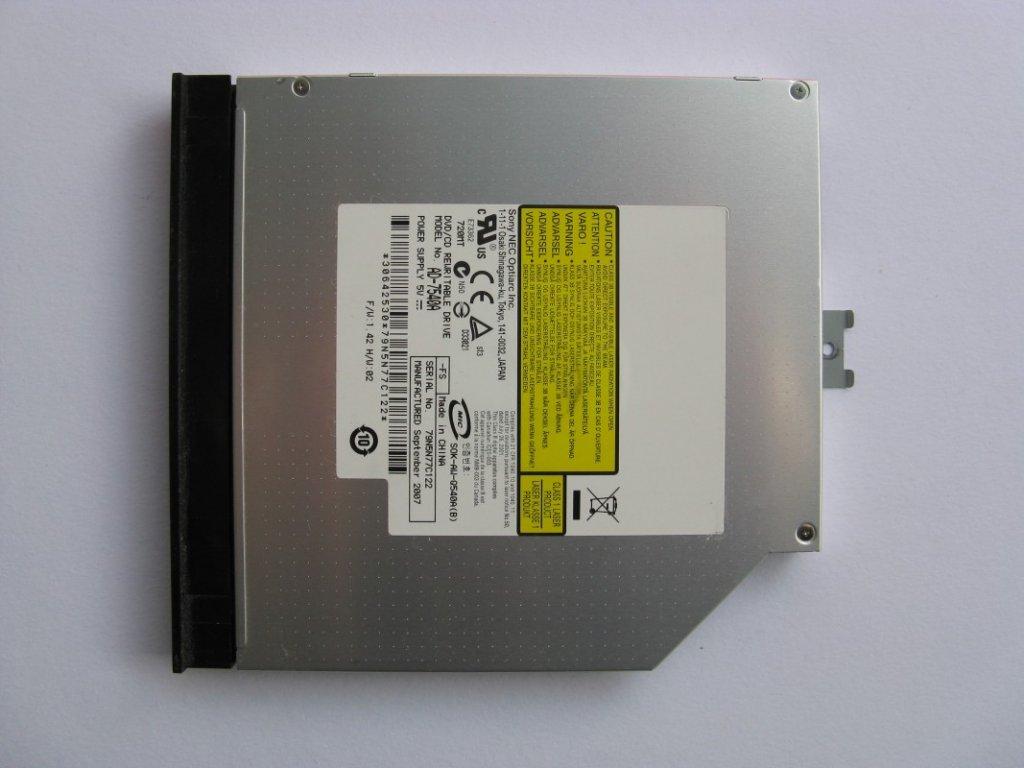 DVD vypalovačka pro Fujitsu-Siemens Amilo Xi 1546