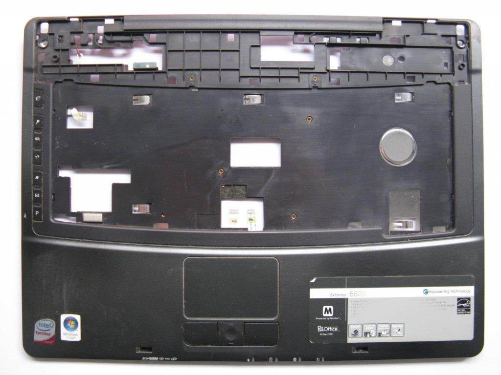 Vrchní kryt pro Acer Extensa 5620