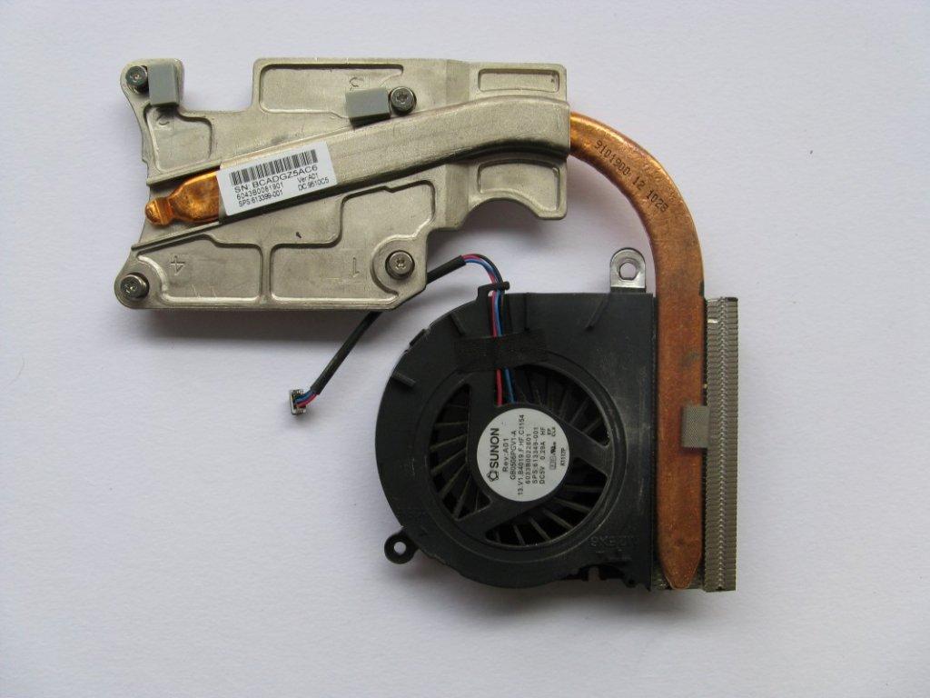 Ventilátor pro HP ProBook 6555b