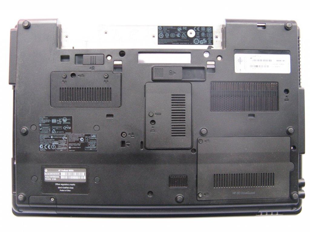 Spodní kryt pro HP ProBook 6555b