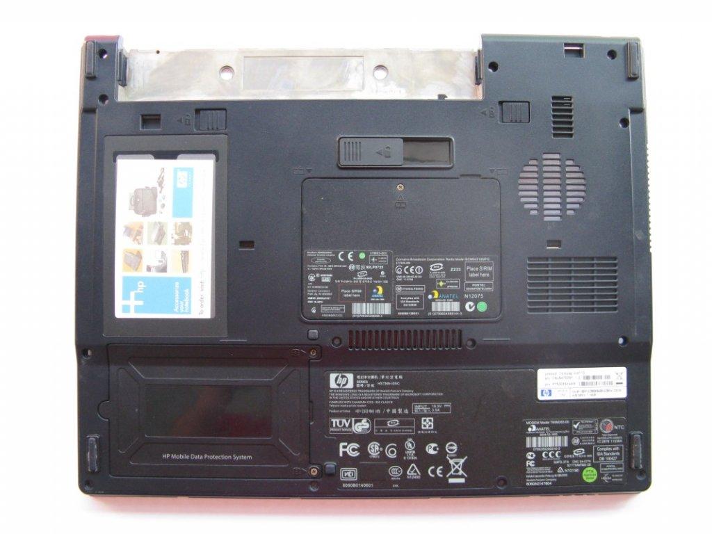 Spodní kryt pro HP CompaQ nx6110