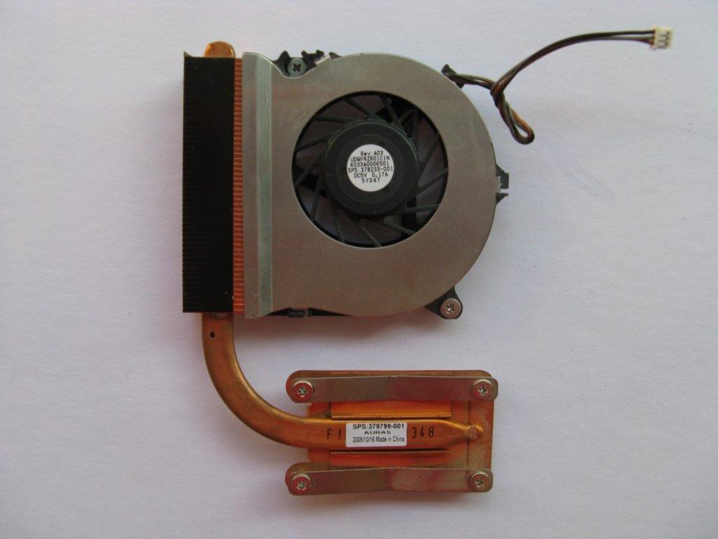 Ventilátor pro HP CompaQ nx6110