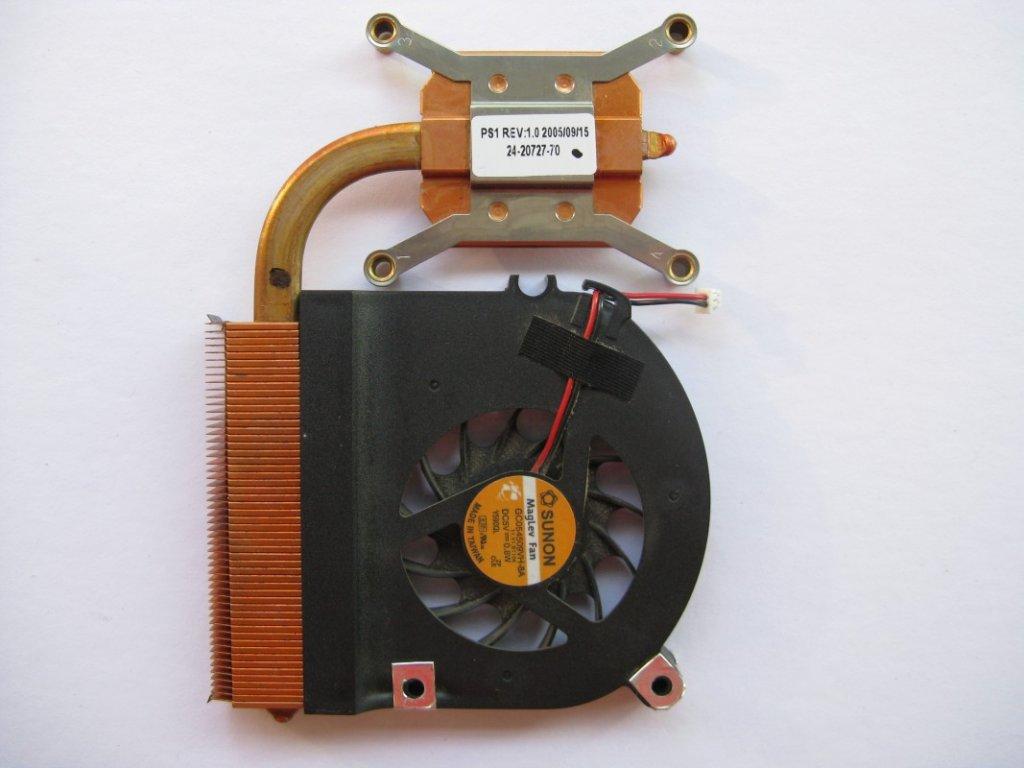 Ventilátor pro Fujitsu Siemens Amilo L7300