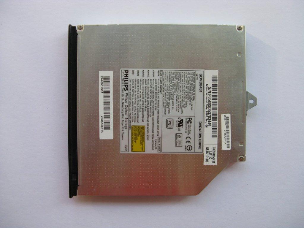 DVD vypalovačka pro Fujitsu Siemens Amilo L7300
