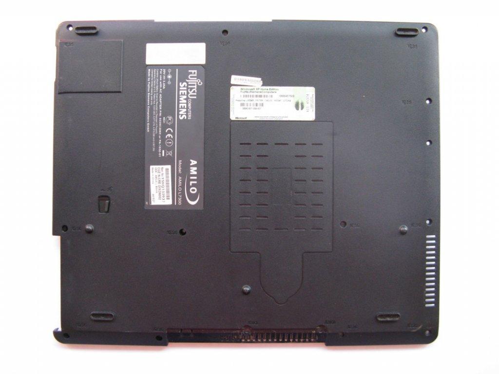 Spodní kryt pro Fujitsu Siemens Amilo L7300