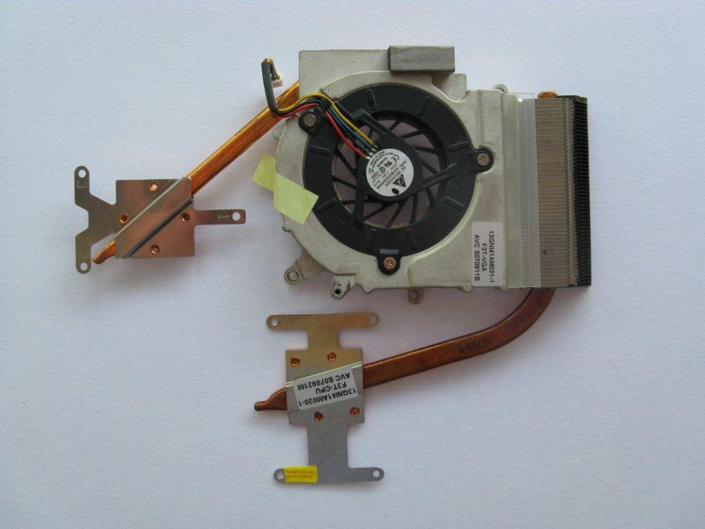 Ventilátor pro Asus F3K