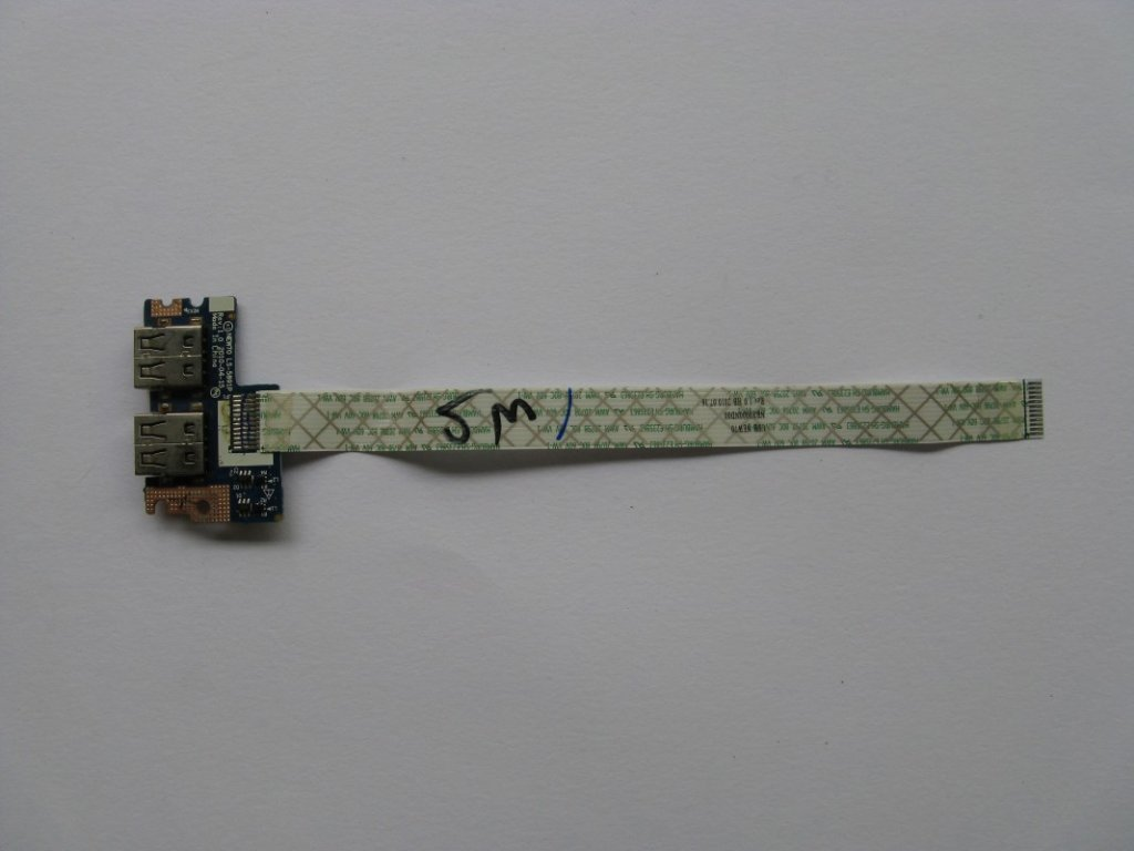USB konektory pro Packard Bell EasyNote TM94