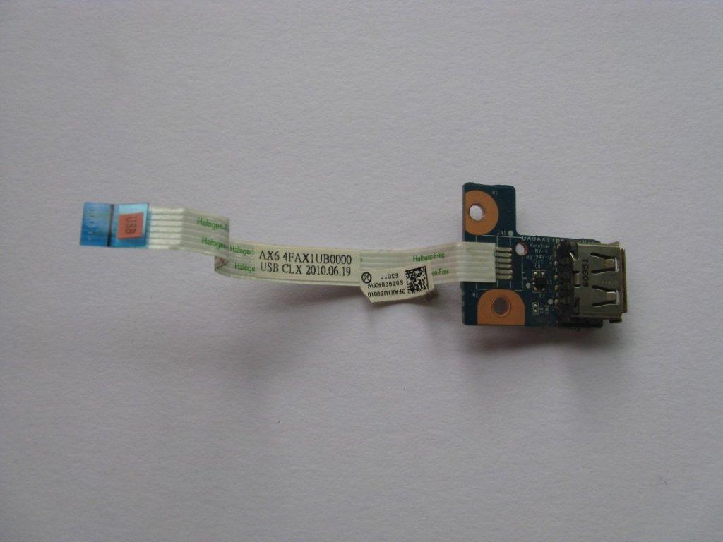 USB konektory pro HP CompaQ CQ56-170SC
